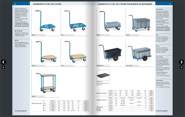 catalogue mobilier urbain techni contact