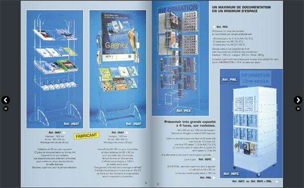 catalogue mobilier urbain techni contact