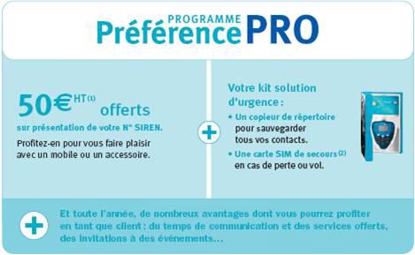 Programme Neo Pro