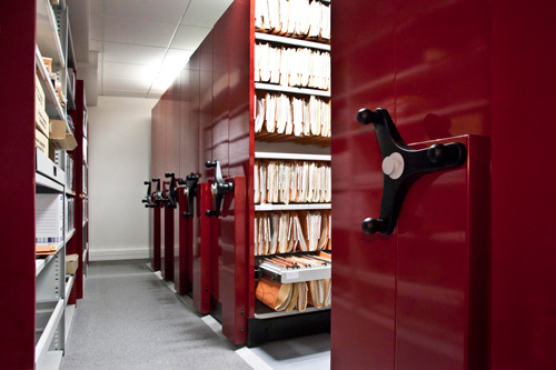 Comment organiser et optimiser sa salle d'archives ? -  Le blog Techni-Contact