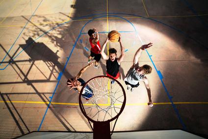 Terrains multisports : quels avantages pour votre commune ? -  Le blog Techni-Contact