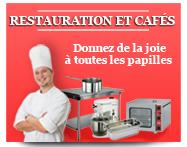 Visuel Matériel de cuisine professionnel