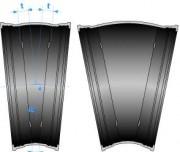 1_Té de vidange à joint verrouillé STANDARD Ve et tubulure bride - Raccords à joint automatique verrouillé DN 700 à 2000
