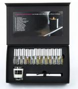 Box 12 échantillons de parfums olfactifs - Coffret 12 échantillons de 3ml