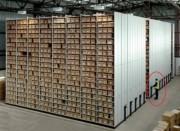 Rayonnage mobile grande hauteur - Utilisation maximale de l'espace