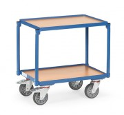 Mini chariot pour bacs - Charge : 250 Kg