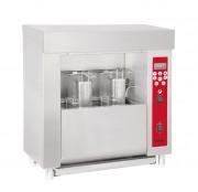 Cuiseur à pâtes électrique à poser - Dim( L x P x h )  :  520 x  340 x  600 mm- Puissance : 3 200 W- Contenance de la cuve : 8 litres