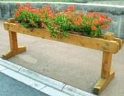 Bacs anti stationnement 2.50 ou 4 mètres - Longueur (m) : 2.50 ou 4