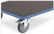 Plate forme hydrofuge pour chariot - Dimensions : de 850 x 500 à 1200 x 800 mm