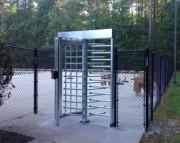 Tourniquet inox piscine - 2 modes de fonctionnement