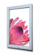 Cadre d'affichage extérieur verrouillable - Deux formats disponibles