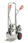 Diable escalier aluminium - Charge : 200 Kg