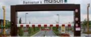 Portique motorisé - Portique motorisé anti-vandalisme, hauteur 0.80 m
