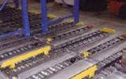 Rack dynamique - Stockage dynamique