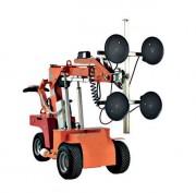 Élévateur à ventouses 380 kg - Capacité de charge : 380 Kg - Hauteur levage : 3 250 mm