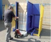 Retourneur de palettes latéral - Capacité de charge (Kg) : 1000
