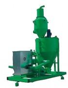 Système de convoyeur pneumatique par aspiration - Débit de 600 à 1200 kgs/heure et 3 Tonnes / Heure
