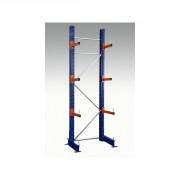 Cantilever léger charges longues - 60 kg / bras - Capacité par colonne : 500 kg