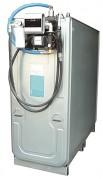 Cuve GNR 1500 l à rétention intégrée - Utilisation sous abri - Cuve double paroi - Pompe électrique à palettes