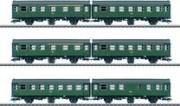 12 PAIRES DE WAGONS TRANSFORMES DB H0 MÄ - 249168-62
