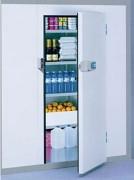 Chambre froide négative avec soupapes de décompression - Plusieurs dimensions disponibles : de 1800 à 2560 mm