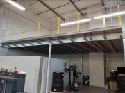 Montage et démontage rayonnage industriel - Vente, montage et démontage