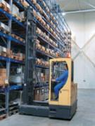 Chariot électrique latéral 2000 Kg