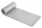 Tapis articulé aluminium flexible - Protection IP 54