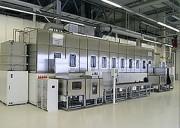 Machine de dégraissage multi cuves - Grande capacité de production