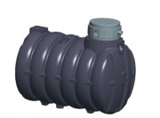 Cuve eau avec gestionnaire - Capacité cuve ( L ) : 3000 à 8000