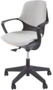Chaise bureau coque - Hauteur d'assise : 43-52  cm - Hauteur totale : 82-91 cm