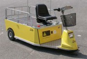 Véhicules électriques de transport - Capacité de traction : 5 tonnes