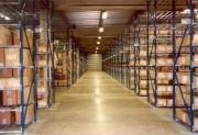 Rayonnage professionnel mi-lourd métallique - Capacité : jusqu'à 1000 Kg