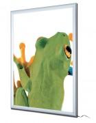 Cadre d'affichage LED - Plusieurs formats disponibles - Simple ou double face -  Clic-clac