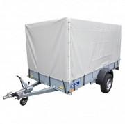 Remorque bagagère bâchée - Masse Maximum Autorisée : 1350 kg