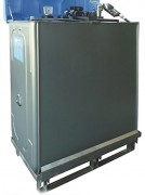 Cuve GNR mobile 1000 litres - Débit : 45 l.min - Homologué ADR - 12V
