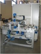 Machine dégraissage copeaux perchloréthylène - 1 Panier - 1 Bain - 1 convoyeur automatique