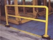 Barrière de protection industrielle - Structure robuste