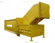Compacteur à déchets fixe - Pression de compactage (t) : 30