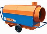 Génerateur fioul à cheminée - Puissance : de 24 à 70 Kw - A combustion indirecte