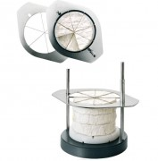 Coupe fromage camembert - Dimensions (l x H x P) : 27 x 26 x 20 cm