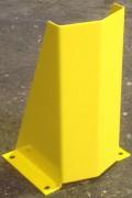Sabot protection à ancrage extérieur - Hauteur : 400 mm