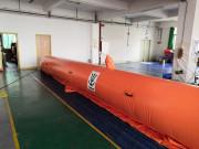 Système gonflable anti inondation - Boudins anti inondation 3/5/10 m de long et  0,75 / 1 /1,5 m hauteur