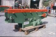 Convoyeur de forge à motorisation ventrale - A motorisation ventrale