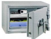 Coffre fort électronique Hartmann - Serrure électronique - capacité : 34 L - poids : 105 kg