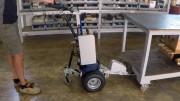 Tracteur pousseur attelage électrique - Tracteur pousseur attelage électrique de capacité 1200 kg