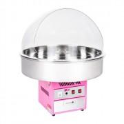 Machine à barbe à papa en inox - Diamètre de la cuve : Ø 72 cm - Puissance : 1200 Watts