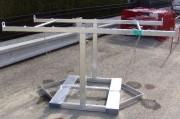 Stockage de barrière de sécurité - Capacité : 36 ou 60 Unités
