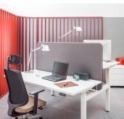 Bureau opératif réglable - Gamme de produit : Bureau réglable opératif; individuel et bureau multiposte