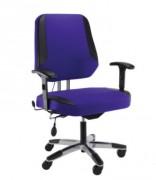 Siège ergonomique personne obèse SCORE XXL - Largeur d'assise : 65 x 63 cm (L x P)